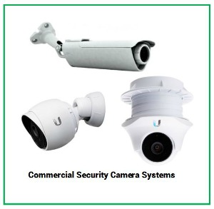 Commercial Security Camera Systems