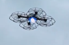 Intel Shooting Star Drone
