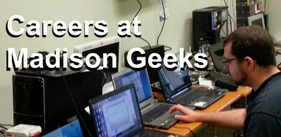 Careers at Madison Geeks
