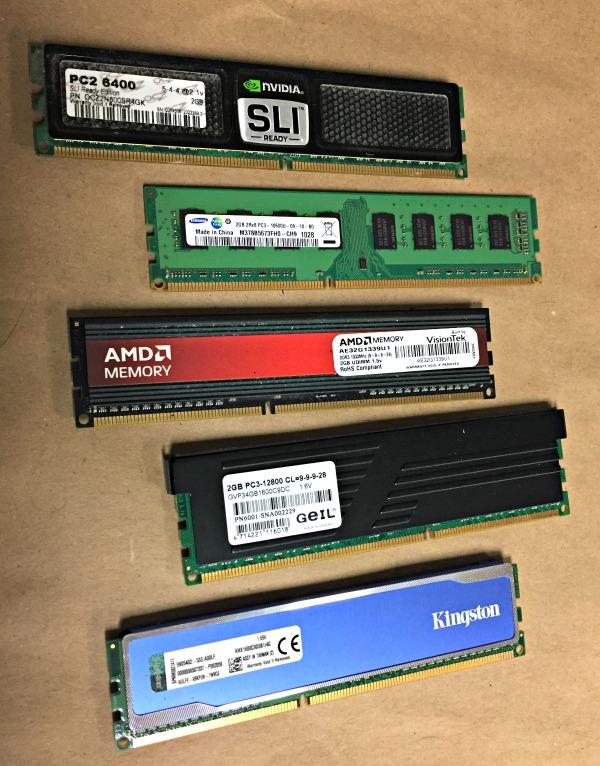 Computer Memory Upgrades