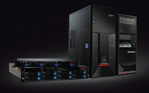 Lenovo Server Towers Rackmount